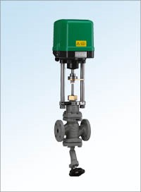 Continuous blow down valve