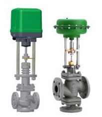 Electric-Pneumatic-control-valve