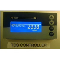 TDS-controller
